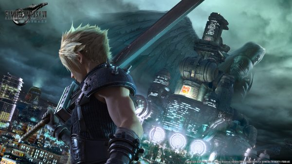 Final Fantasy 7 Remake Development Going Well; Dissidia Final Fantasy NT Will Have DLC Characters