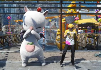 Final Fantasy XV Moogle Chocobo Carnival Begins Today