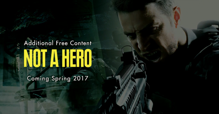 Resident Evil 7 Ending Teases A Mysterious Free Not A Hero Dlc
