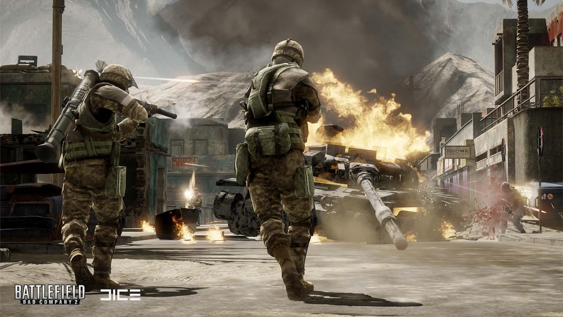ea games battlefield bad company 2 update