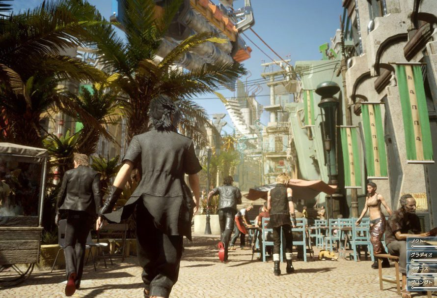 Final Fantasy XV Now Ships Over 6 Million Copies Worldwide