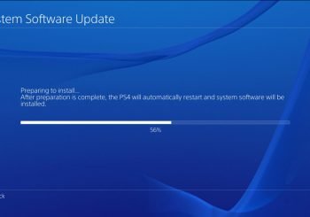 PS4 System Update 4.73 Now Available To Download