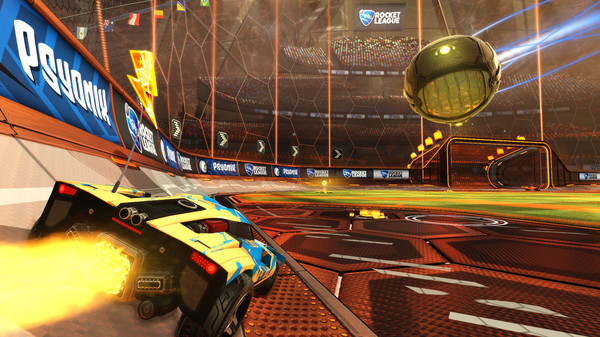 Psyonix Thinking Of Porting Rocket League To Nintendo Switch