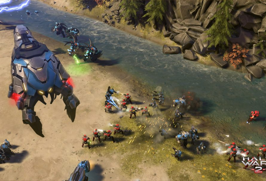 Halo Wars 2 Blitz Beta Release Date Revealed - Just Push Start