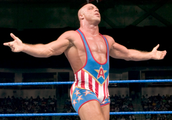 Kurt Angle's Addition To WWE 2K18 Looks Likely Thanks To HOF Induction