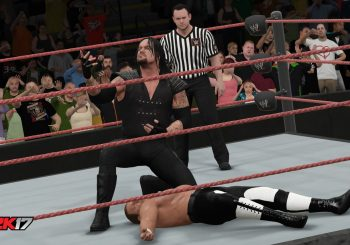 WWE 2K17 PC Release Date Now Officially Confirmed