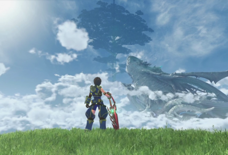 Xenoblade Chronicles 2 Announced As A Nintendo Switch Exclusive
