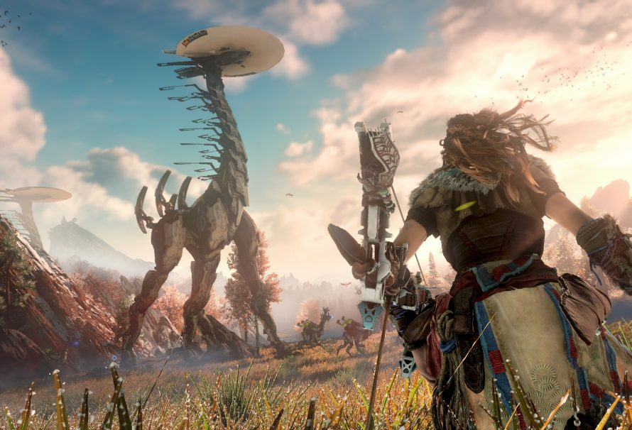 ESRB Rates Horizon: Zero Dawn Giving Us More Details On The Game