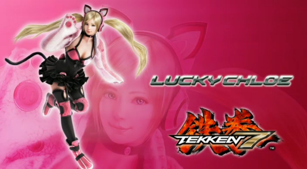 Lucky Chloe In Tekken 7 Will Be Playable In North America Too