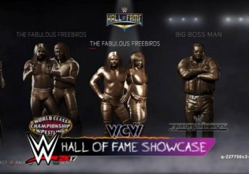WWE 2K17 Hall of Showcase DLC Pack Release Date Slams Out