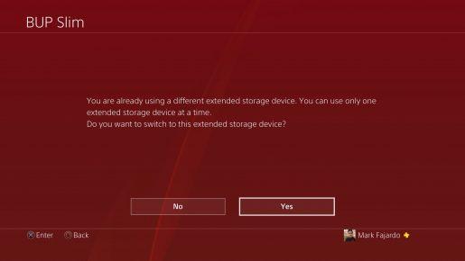 PS4 4.50 Hard Drive