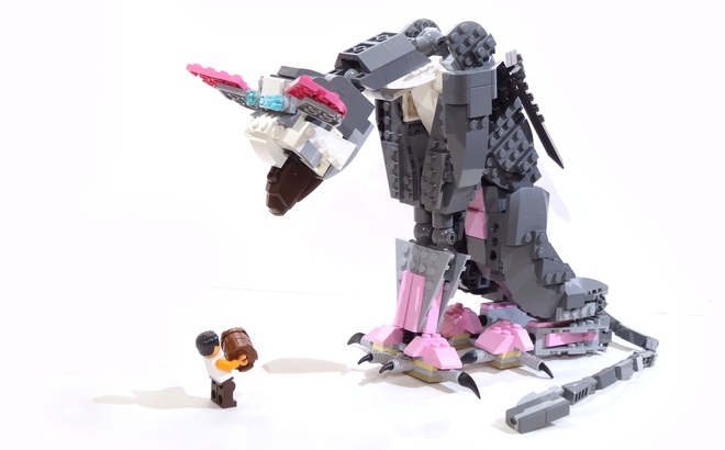 Someone Wants To Make The Last Guardian LEGO A Reality