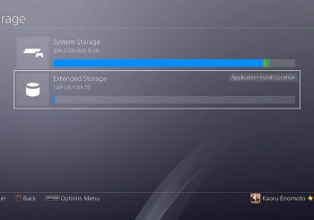 PS4 System Update 4.50 To Add External Hard Drive Support, Custom Wallpaper And More