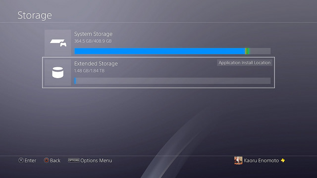 Ps4 System Update 450 To Add External Hard Drive Support