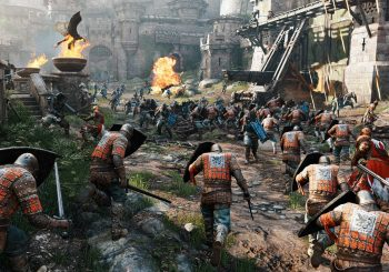 UK Game Sales: For Honor Beats Halo Wars 2's Debut