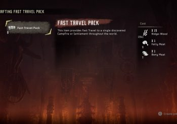 Horizon Zero Dawn Guide: How To Fast Travel Or Use A Machine As A Mount