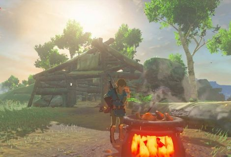 Target to Have The Legend of Zelda: Breath of the Wild Special Edition Copies in Store