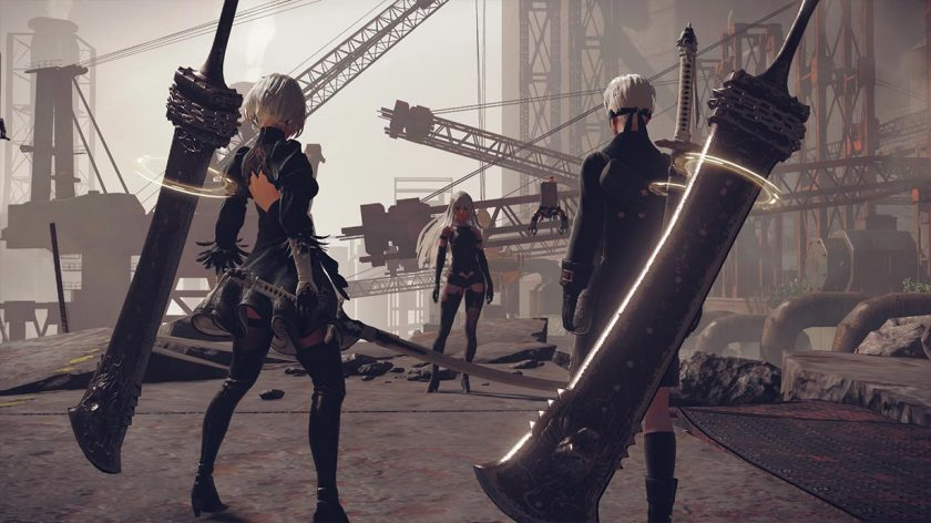 This Week's New Releases 3/5 – 3/11; Nier: Automata, Ghost Recon Wildlands, Ultimate Marvel vs Capcom 3 and More