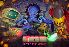Enter the Gungeon's Supply Drop Update is Good, But Not Great