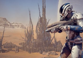 New Mass Effect Andromeda Trailer Looks At Combat Gameplay