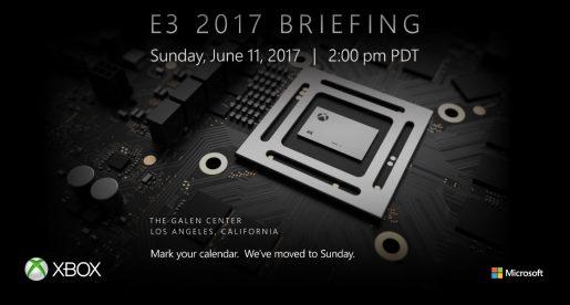e3 2017 microsoft