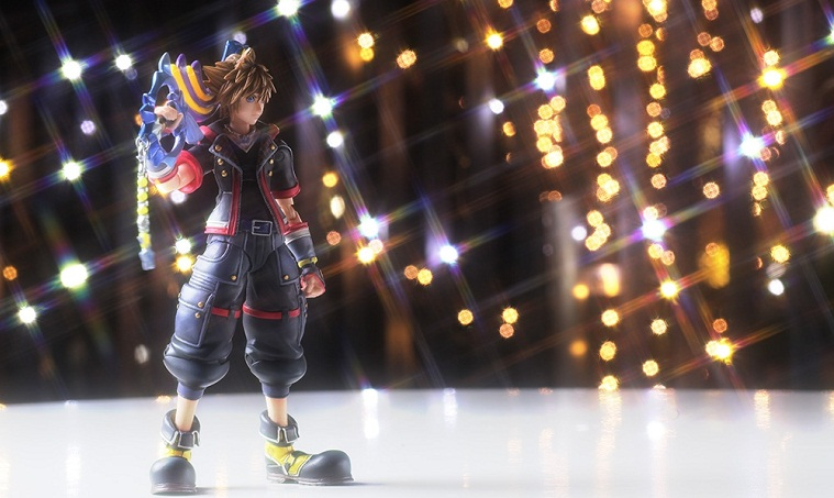 Kingdom Hearts 3 Sora 6 Inch Figure Available For Pre-order