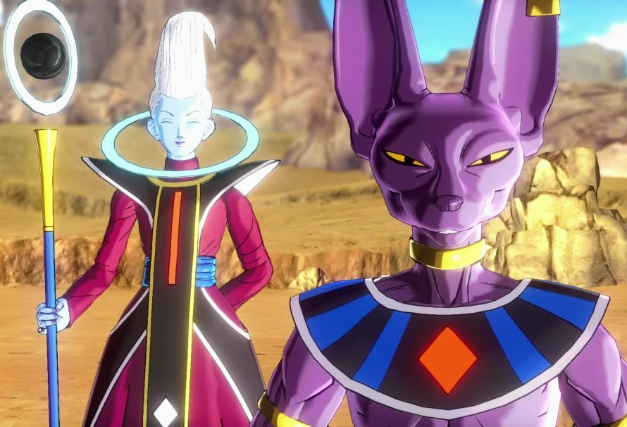 New Dragon Ball Xenoverse 2 Raid Quest Features Beerus