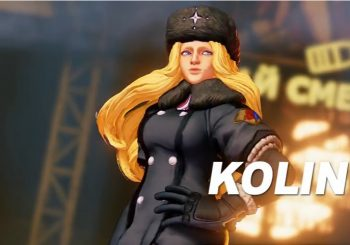 New Street Fighter V Character Named Kolin; Release Date Also Announced