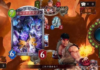 Street Fighter V Characters Being Added To Shadowverse