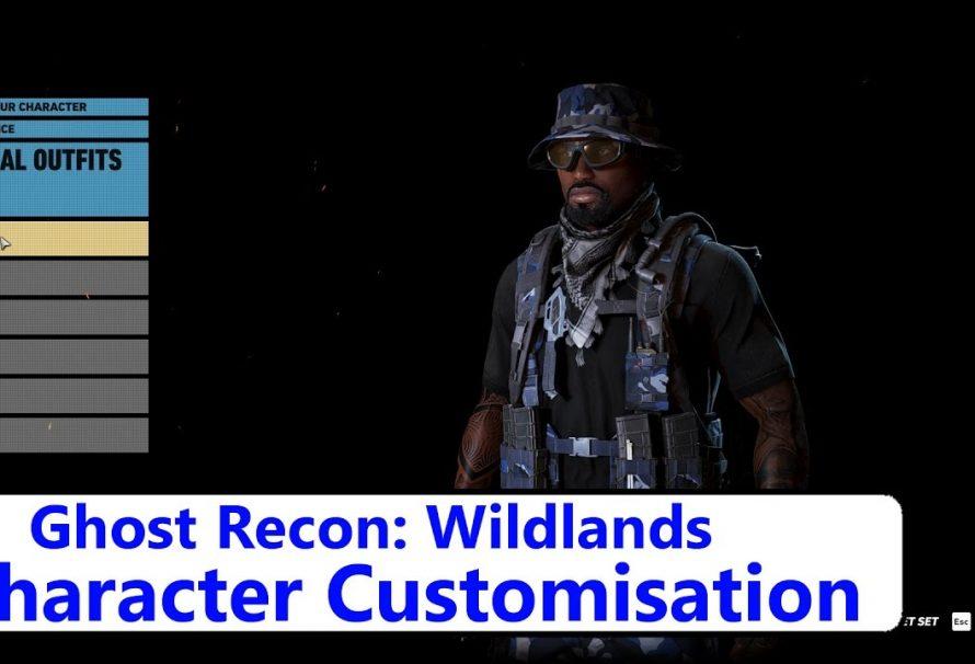 Tom Clancy's Ghost Recon: Wildlands – Character Customisation