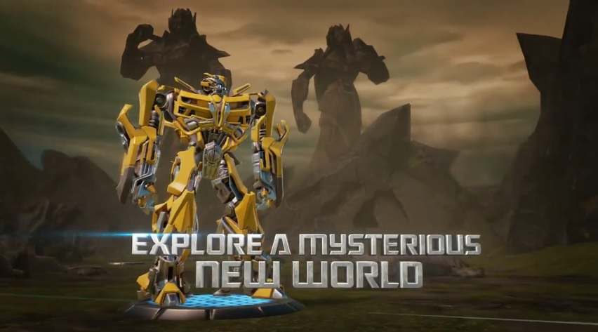 New Transformers: Forged To Fight Trailer Rolls Out