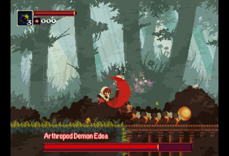Momodora: Reverie Under the Moonlight - Don't even try this. Trophy Guide