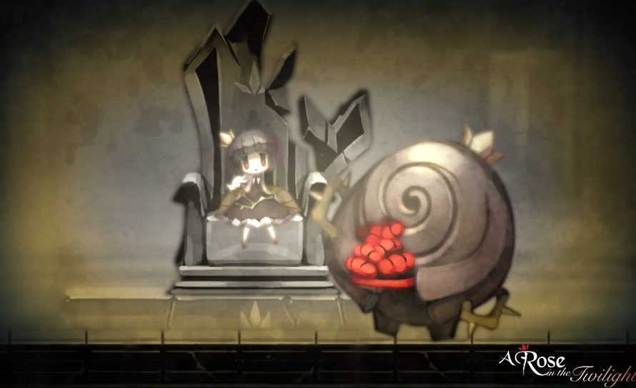 A Rose in the Twilight – Puzzle Solution and Trophy Guide