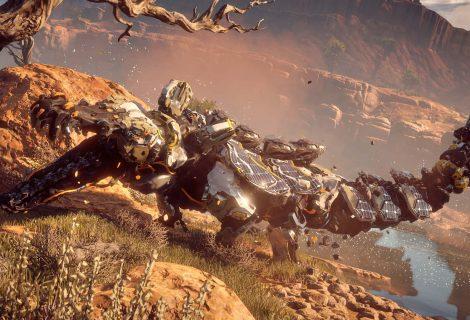 Horizon: Zero Dawn Beats Zelda In UK Game Sales