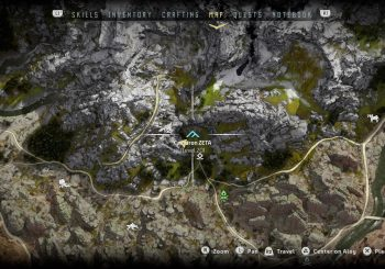 Horizon: Zero Dawn Guide: How To Access Cauldron Zeta's Hidden Door