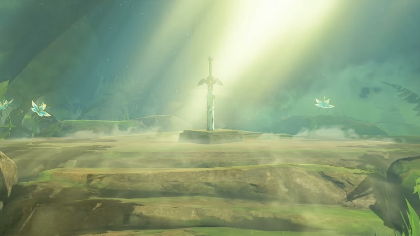 The Legend of Zelda: Breath of the Wild – Finding and Obtaining the Master Sword