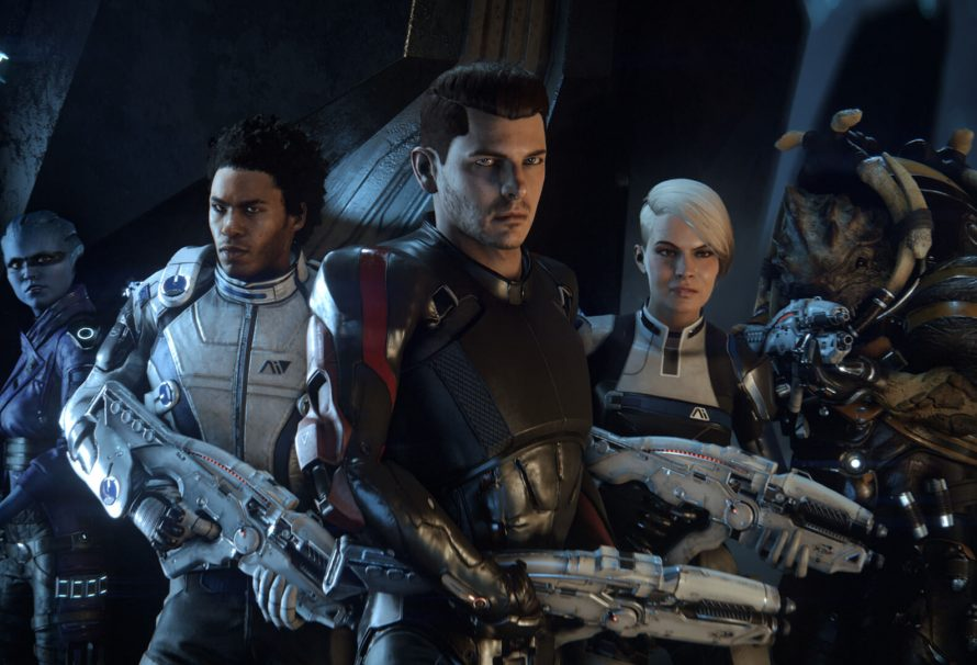The Next Update Patch For Mass Effect Andromeda Releases Tomorrow