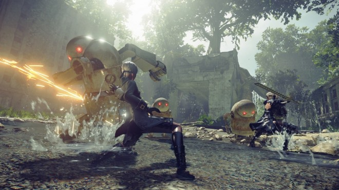 Nier Automata May Not Get Meaningful DLC Due To Lack Of Funds