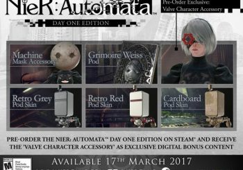 NieR: Automata launches for PC via Steam this March 17