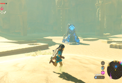 The Legend of Zelda: Breath of the Wild - Where to Find the Korsh O'hu Shrine
