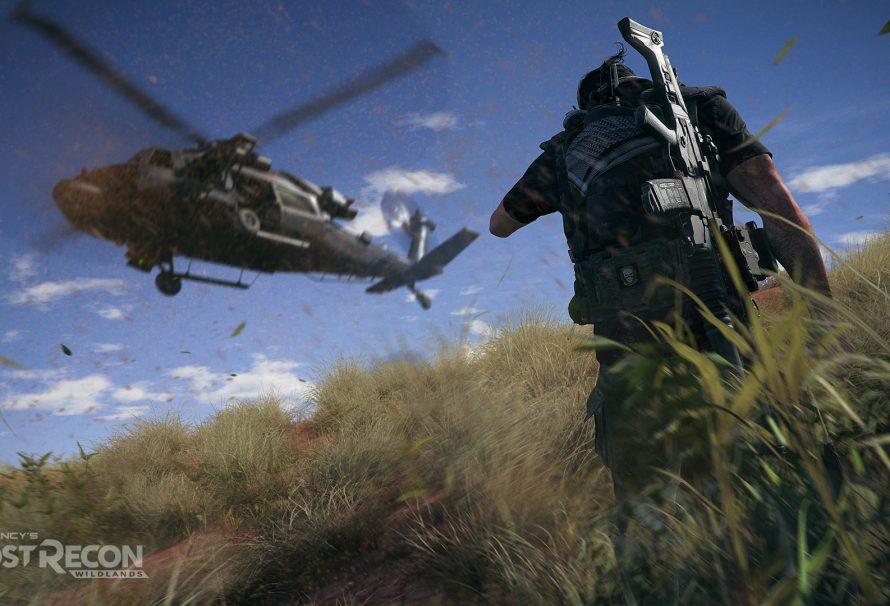 UK Game Sales: Tom Clancy's Ghost Recon Wildlands Has Biggest Debut Of 2017