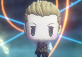 World of Final Fantasy Update Patch 1.03 Adds Balthier