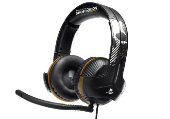 Ghost Recon: Wildlands Thrustmaster Gaming Headsets Available Next Week