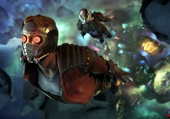 Screenshots And Voice Cast Revealed For Guardians of the Galaxy Game
