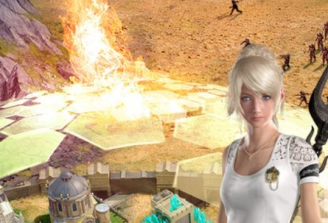 Final Fantasy XV Mobile Video Game Called 'A New Empire' Revealed