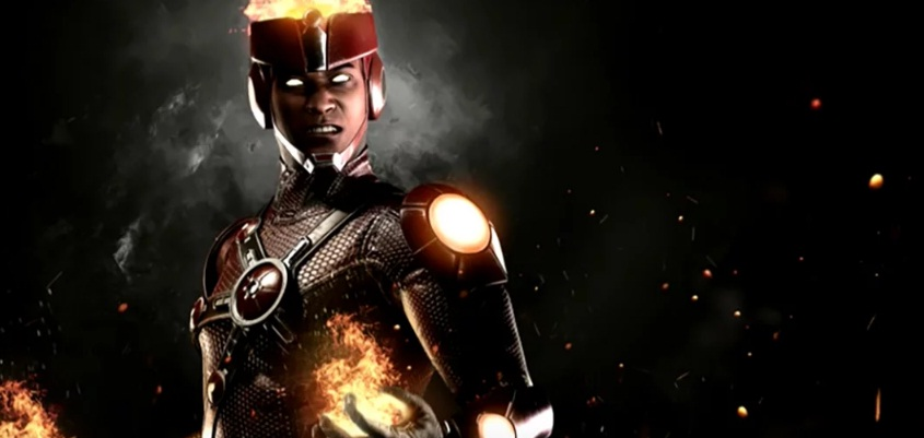 Firestorm Joins The Growing Injustice 2 Roster