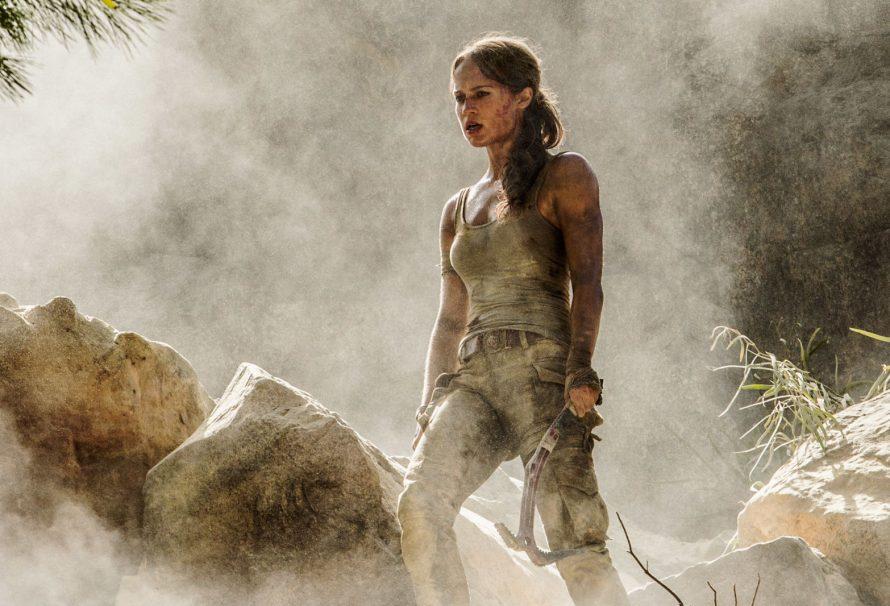 More Photos Of Alicia Vikander As Lara Croft In The New Tomb Raider Movie