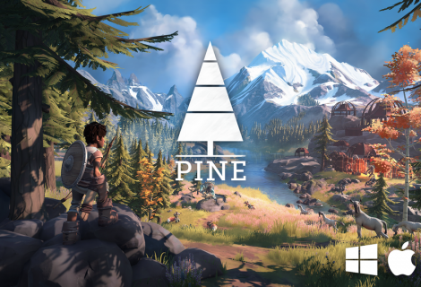 Exclusive First Look: Pine - A 3D Action Adventure Game On Kickstarter