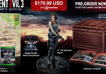 Resident Evil 3 is Getting a $180 Collector's Edition Exclusive to GameStop
