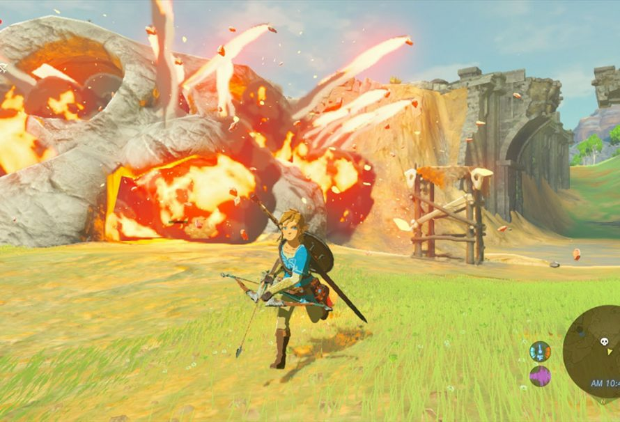 The Legend of Zelda: Breath of the Wild Update Patch 1.1.1 Is Here